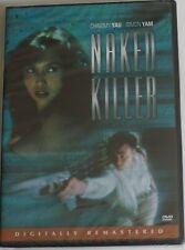 Naked Killer (DVD 2003, Hong Kong) Chimgmy Yau Simon Yam Female Action Flick NEW