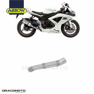 SUZUKI GSX-R 750 2008 2009 tuyaux ARROW THUNDER RC