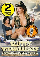 Doris Wishman - Stewardesses Grindhouse Double Feature DVD