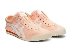 Onitsuka Tiger Mexico 66 Slip On Peach Pink Womens Fashion Sneakers 1182A087-700