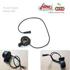 BMC Electric Bicycle 36V LED Thumb Throttle Bar Kit E-Bike Conversion Bafang