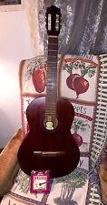 Guild Mark 1 Classical Guitar solid mahogany & Case Hoboken NJ