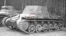 Lead Warrior 1/35 Panzer I B Command Tank Early Conversion Spanish C War LW35008