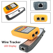 Long Distance Car Cable Wire Tracker Circuit Finder Tester Detector Track Tool