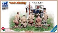 """Bronco Models  CB35206  1/35 """"God's Blessing - 6 Figures Set Hot"""