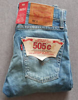 Herren Jeans LEVIS LEVI´S 505C Slim Straight Leg 28427-0003 Tommy W27 L32