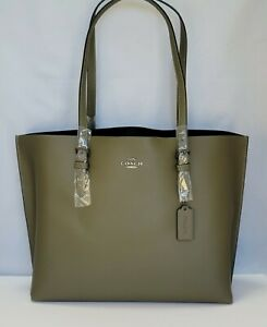 Coach Leather Mollie Tote Code 1671. NWT $378