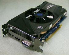 AMD Radeon HD7770 GHz Edition 1gb GDDR5 PCIe Video Card Sapphire