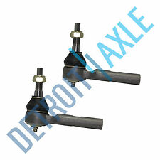 NEW Front Left & Right Side Outer Tie Rod End / Charger Challenger 300 2WD ONLY