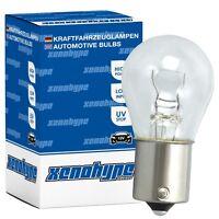 4x P21W XENOHYPE Premium BA15s 12 V 21 Watt Kugellampe