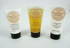 Perlier Honey Miel Anti-Age 3 Pc Set et mini Hand Cream Body Balm Shower Cream