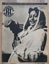 WWII, war, Traditional Costumes,Napoleon,dog,Fashion,Plane,Romania Magazine 1941