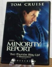 """Minority Report"" (Dvd,2002)~Collectors Special~25% Off 4 Or More!"