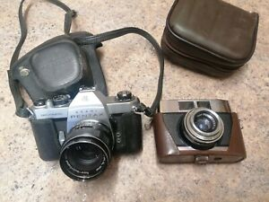 Pentax Asahi Spotmatic Contina J Vintage Cameras