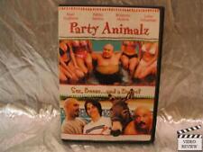 Party Animalz DVD Noel Gugliemi Pablo Santos