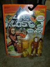 Vintage 1992 Tiger Toys Land Of The Lost TALKING STINK NIP Figure