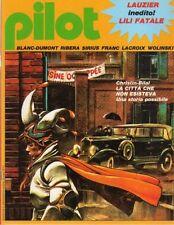 fumetto PILOT ANNO 1982 NUMERO 9 NUOVA FRONTIERA
