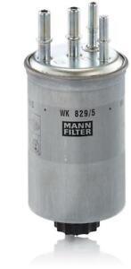 Mann-filter Fuel filter WK829/5 fits JAGUAR XJ X350 D 2.7