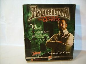 Frankenstein - Trough The Eyes Of The Monster (PC, 1996)