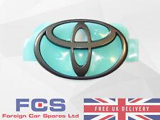 Nuevo Genuino Toyota Supra JZA80 Negro Insignia Emblema Trasero 75471-14010