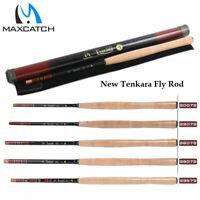 Maxcatch Tenkara Fly Fishing Rod 9/10/11/12/13ft 7:3 Action Telescopic Rod