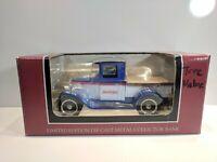 1928 Chevy National Series AB TRUE VALUE BANK LIBERTY CLASSICS w/ Box