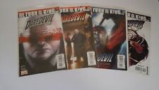 Marvel Comics Daredevil (1998) Issues 116 - 119 Return of the King Parts 1-4