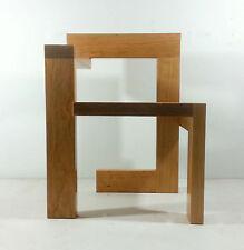 Custom Gerrit Rietveld Steltman Mid Century Chair