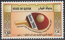 Qatar 2000 ** Mi.1171 Table Tennis Tischtennis