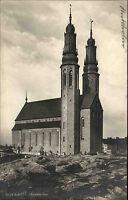 Stockholm Schweden Sverige AK ~1920 Högalidskyrkan Kyrkan Kirche Basilika Dom