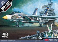 Academy Models USN F-14A VF-143 Pukin Dogs Aircraft Kit Scale 1:72