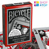 BICYCLE TRAGIC ROYALTY PLAYING CARDS DECK GLOW IN DARK UNDER BLACK LIGHT NEW