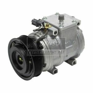 DENSO 471-1360 Compressor w/ Clutch For 99-04 Land Rover Discovery Range Rover