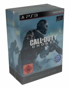 PS3 - Call of Duty: Ghosts - Hardened Edition (100% uncut) - NEU