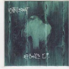 (GH127) Ventriloquist, Old Bones E.P - 2006 DJ CD