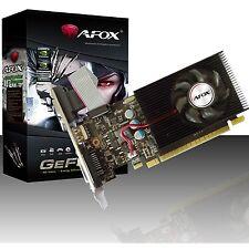 NEW! Afox Geforce Gt730 2Gb 128Bit Ddr3 Low Profile Pci-E Graphics Card
