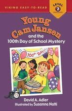 Young Cam Jansen and the 100th Day of School Mystery-ExLibrary