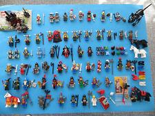 Lego Figur Ritter Orcs Magier Wikinger König  6060 6097 6042 7018 7020 7048