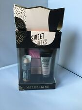Maybelline Sweet Cheeks Make-up Gift Set, 3-Piece