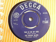 """THE MOODY BLUES I Don't Want To Go On Without You Decca 1965 UK 7"""""""