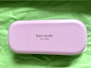 Brand New Kate Spade Eyeglass Case Pink and Green