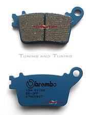 Pastiglie Posteriore BREMBO CC Per KAWASAKI ZX-10R 1000 2011-2012-2013  07HO5907
