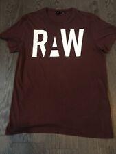 mens g star t shirt medium