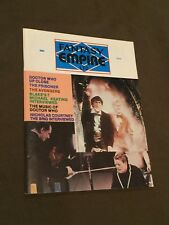 Fantasy Empire LTD Magazine #2 June 1984 Doctor Who The Avengers The Prisoner