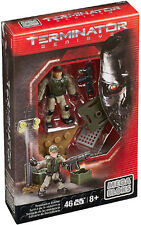 Mega Bloks Terminator CNH36 - Genisys Resistance Soldier Pack