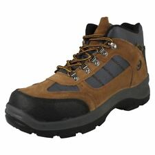 Botas de hombre senderismo color principal marrón Talla 45