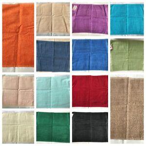 Bedding Heaven® 2 GUEST TOWELS 400gsm 100% Egyptian Cotton 40cm X 60cm