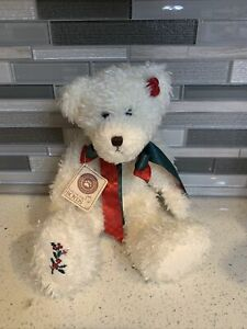 Boyds Bears J.B. Bean & Associates Collection Plush Stuffed Holly B Bearsley