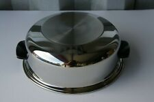 Lifetime Brand Jr Dome Lid Stainless Steel Cookware