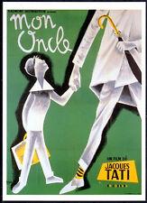 CPV362 CARTE POSTALE NEUVE du film de JACQUES TATI - MON ONCLE